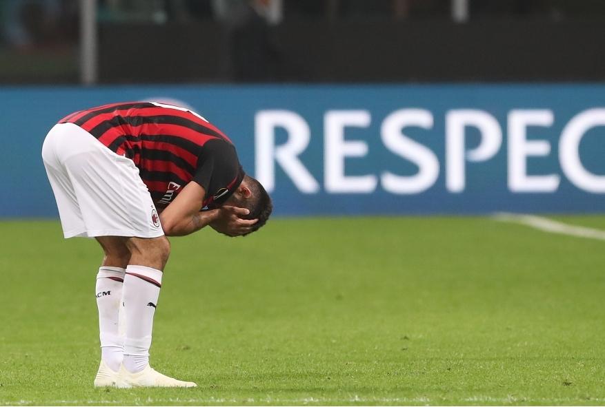 AC Milan v Real Betis - UEFA Europa Leag