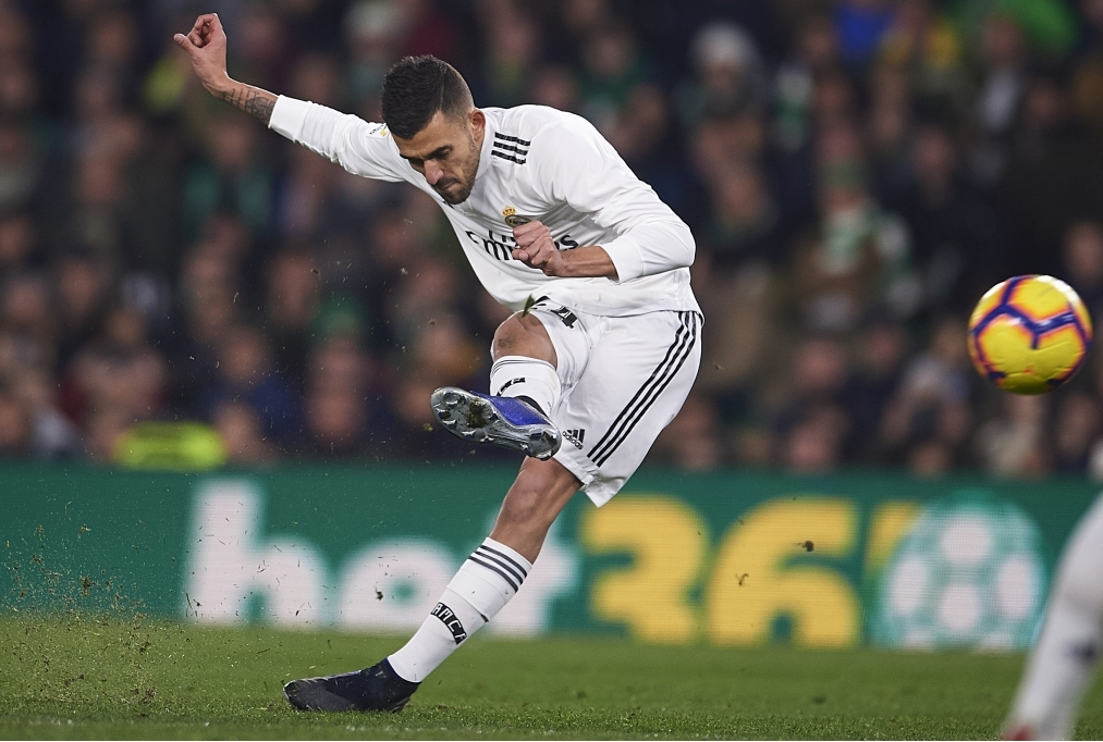 Real Betis Balompie v Real Madrid CF - L