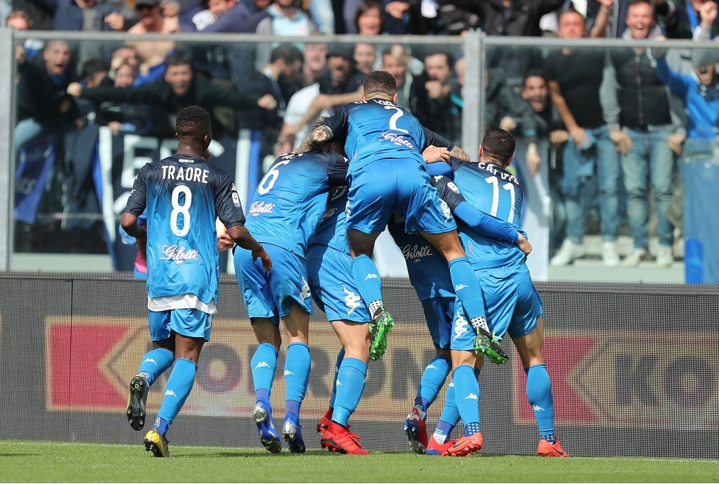 Empoli v Torino FC - Serie A