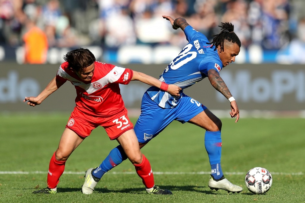 Hertha BSC v Fortuna Duesseldorf - Bundesliga