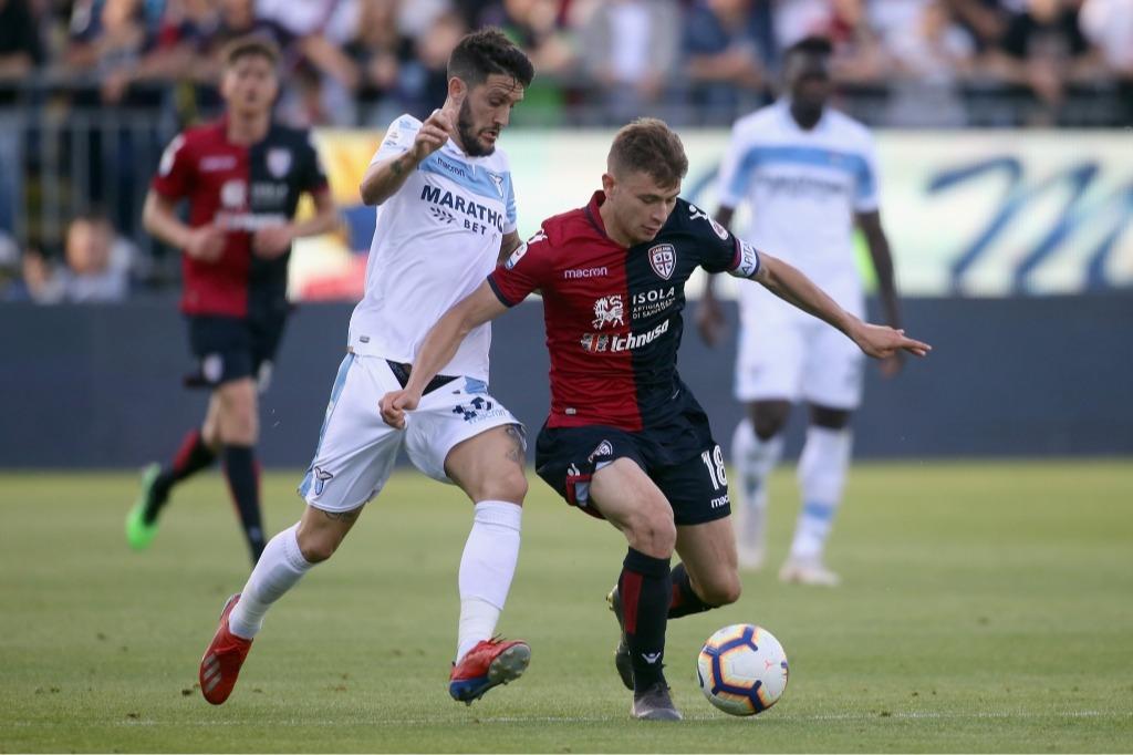 Cagliari v SS Lazio - Serie A