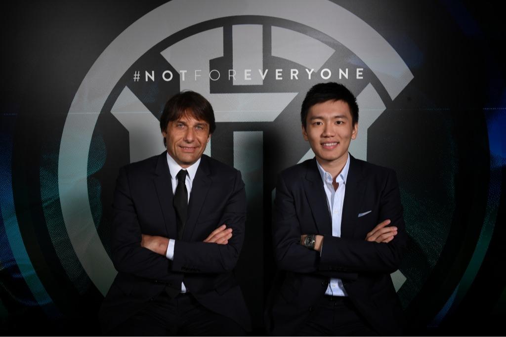 FC Internazionale Unveils New Coach Antonio Conte