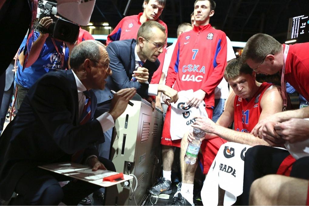 CSKA Moscow vs Maccabi Electra Tel Aviv - Turkish Airlines EuroLeague Final Four Semi Final