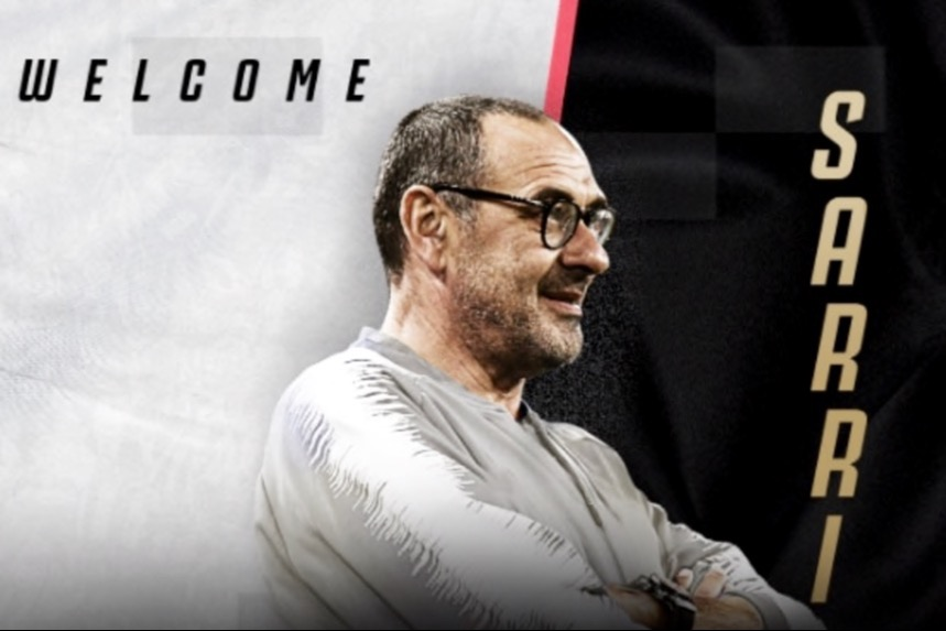 Immagine welcome Sarri
