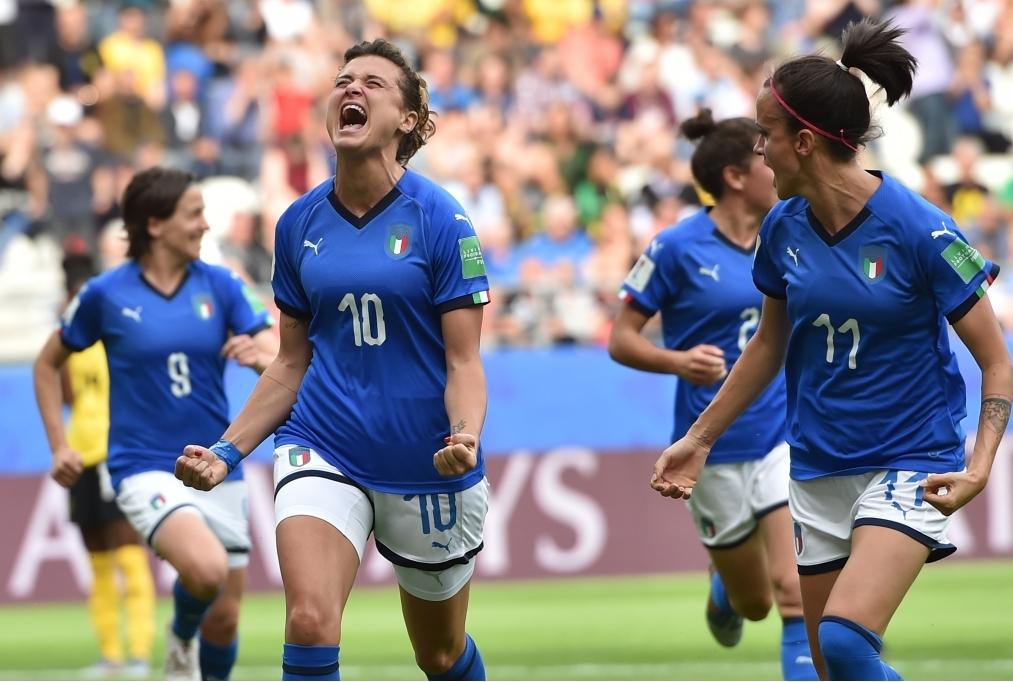 Jamaica v Italy Group C - 2019 FIFA Wome