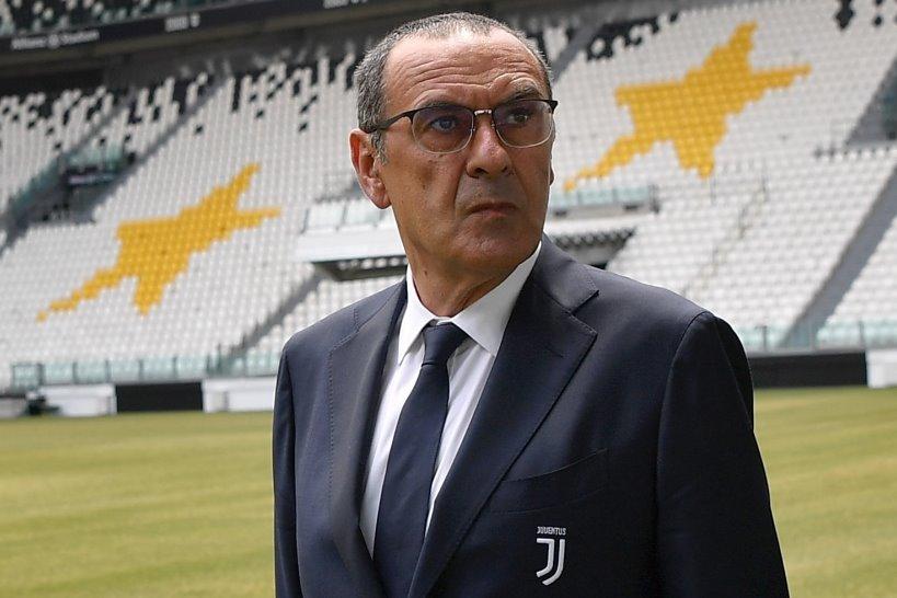 Juventus Unveils New Head Coach Maurizio Sarri
