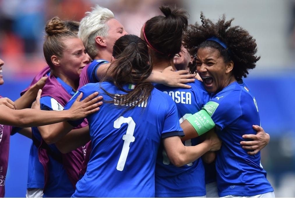 Australia v Italy Group C - 2019 FIFA Wo