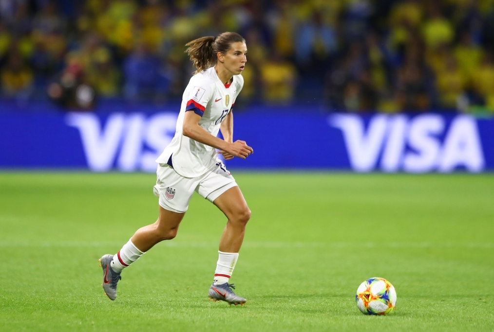 Sweden v USA Group F - 2019 FIFA Womens