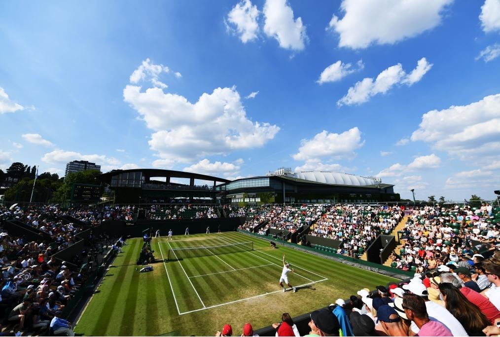 Day Six The Championships - Wimbledon 20