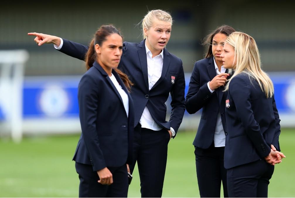 Chelsea Women v Olympique Lyonnais Women