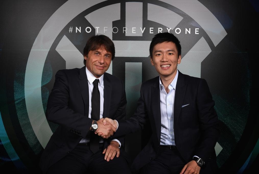 FC Internazionale Unveils New Coach Anto