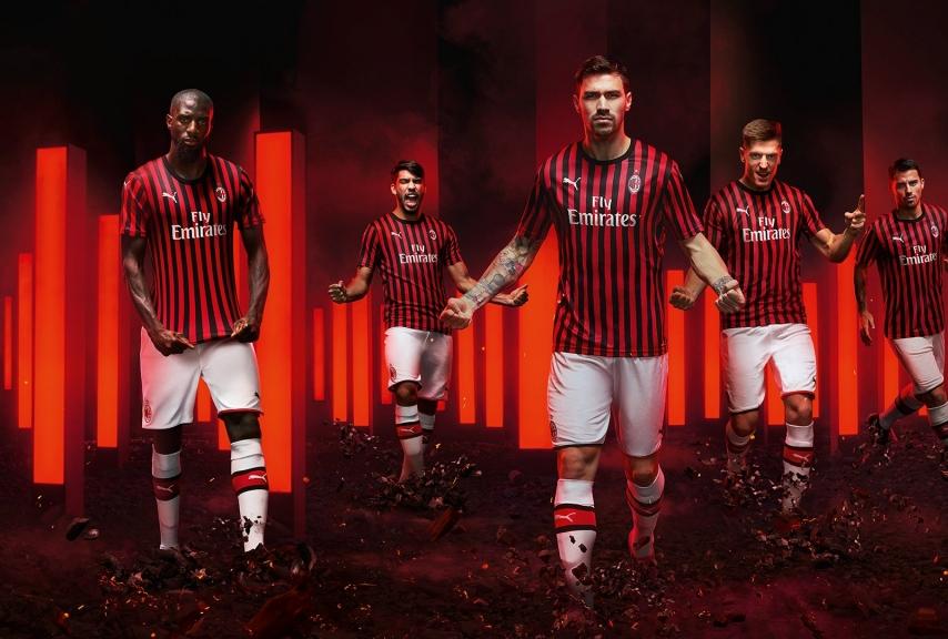 Maglia Milan 2020