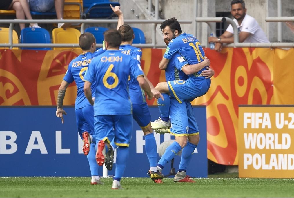 Ukraine v Italy Semi Final - 2019 FIFA U