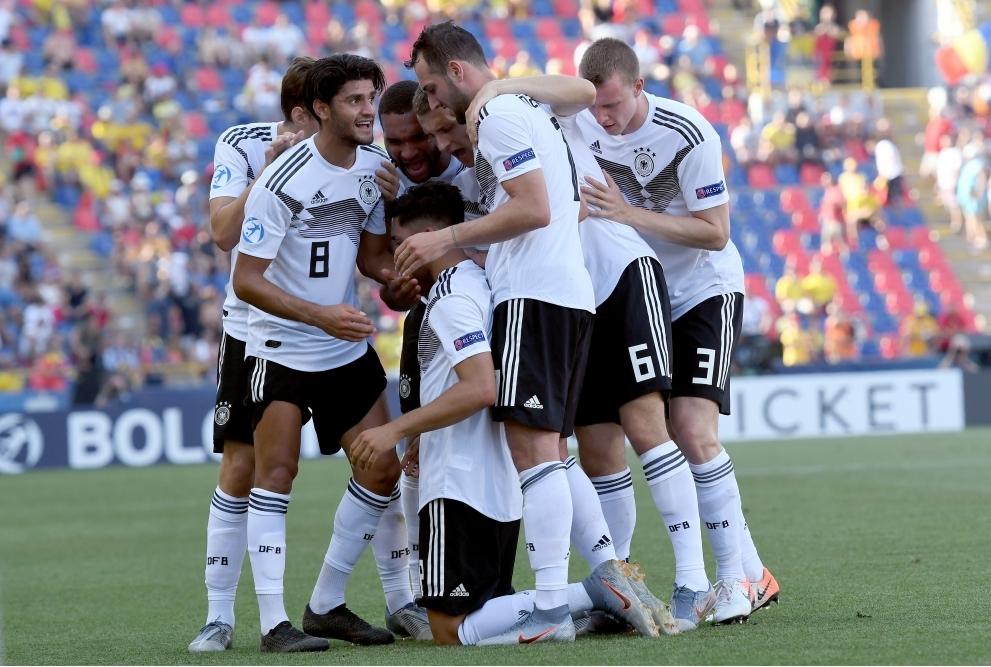 Germany v Romania - 2019 UEFA European U