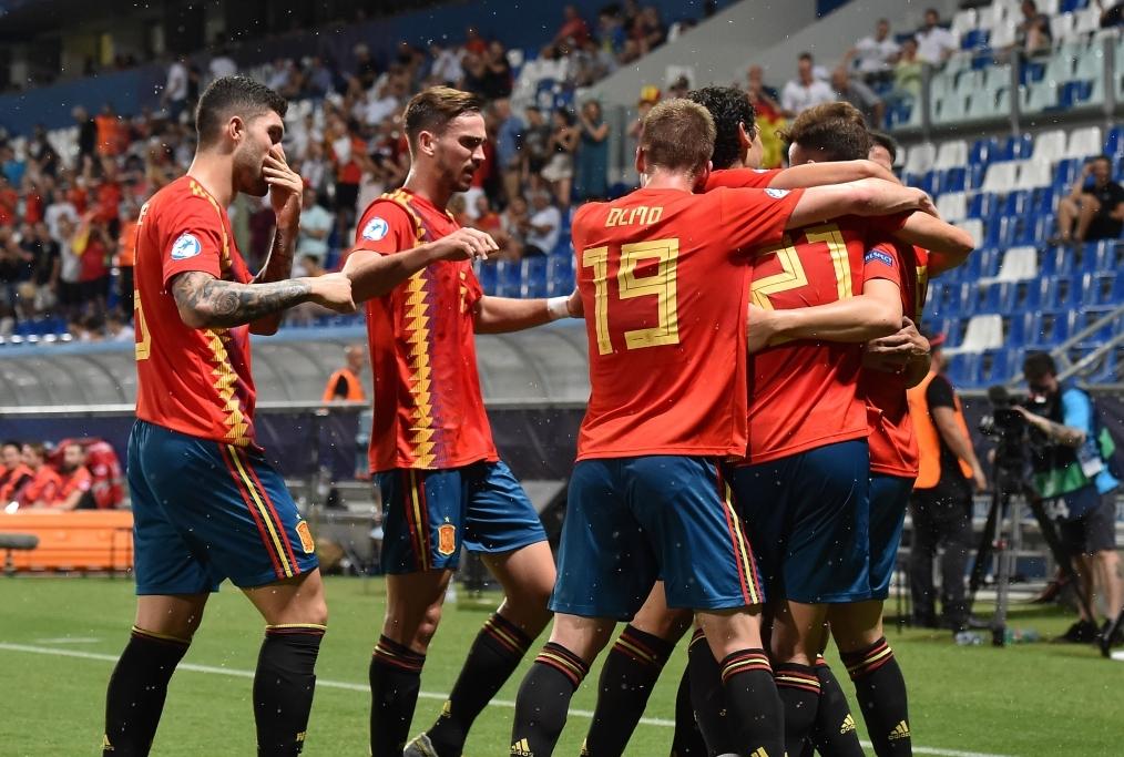 Spain v France - 2019 UEFA European Unde
