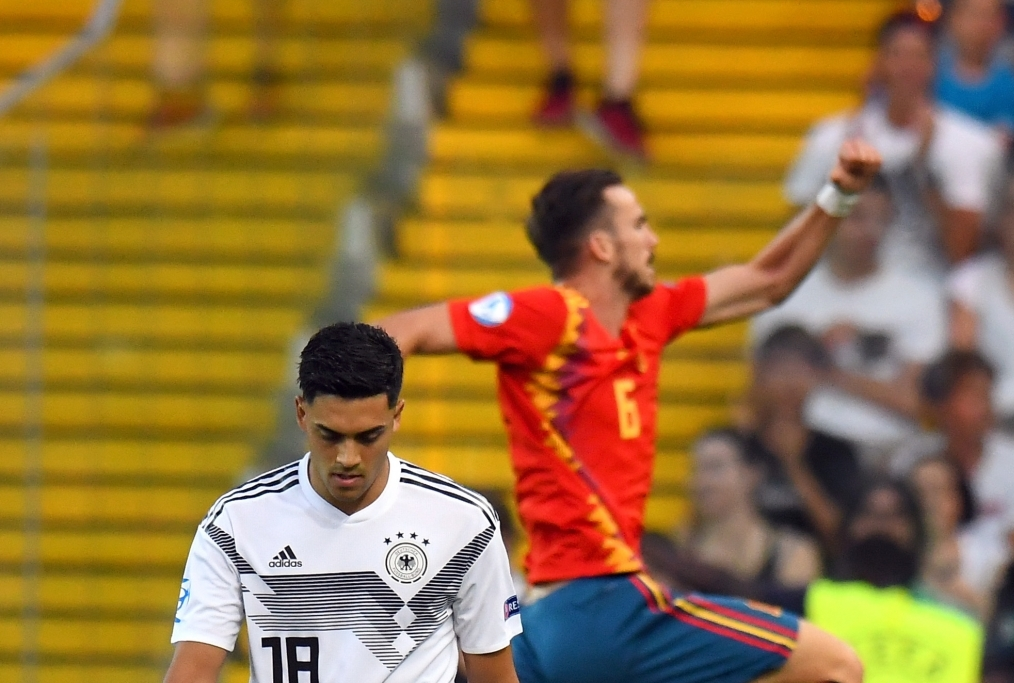 Spain v Germany - 2019 UEFA European Und
