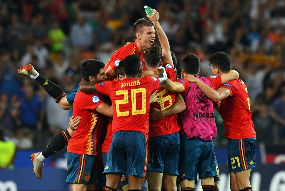 Spain v Germany - 2019 UEFA European Und