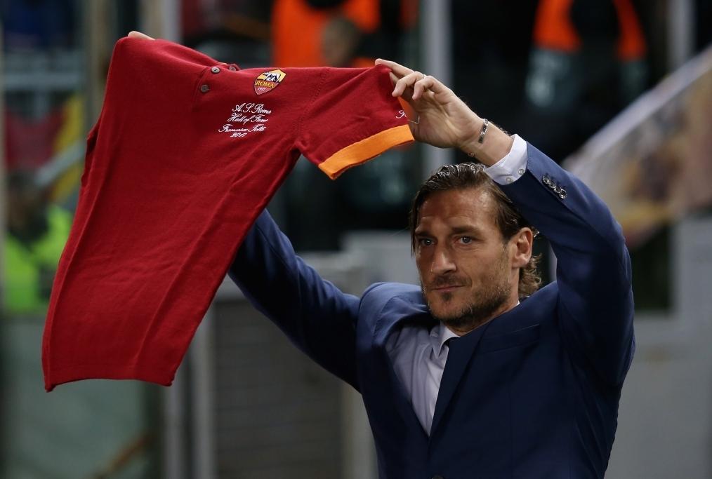 AS Roma v Real Madrid - UEFA Champions