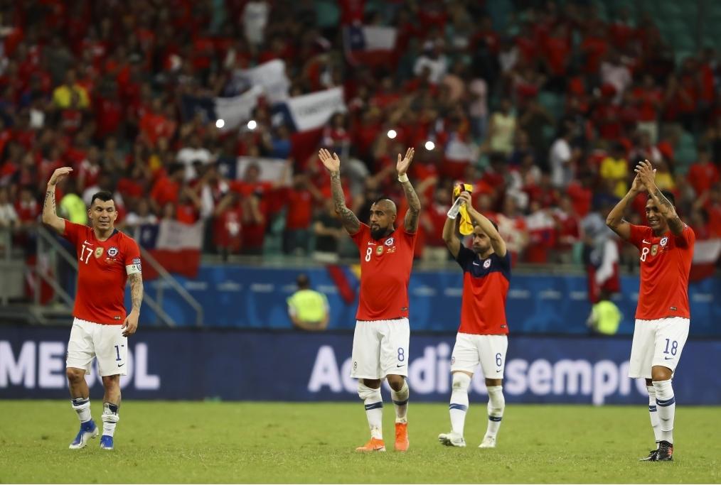 Ecuador v Chile Group C - Copa America B