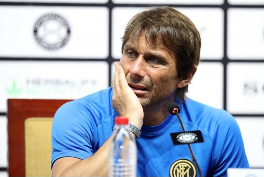 Antonio Conte neo allenatore dell39Inter
