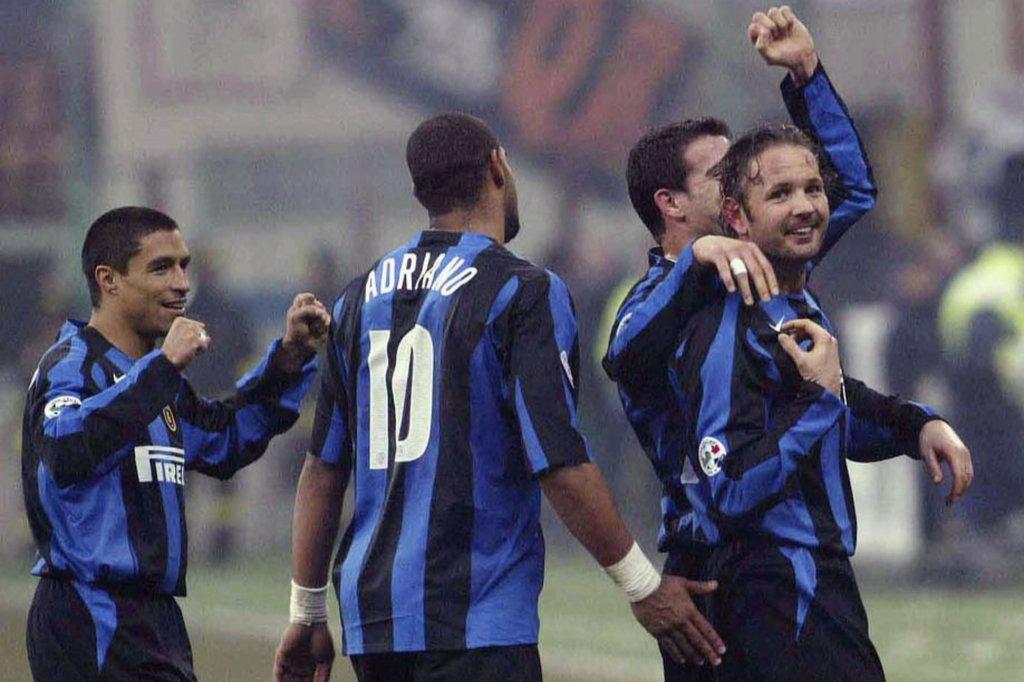 Inter Milan v Roma