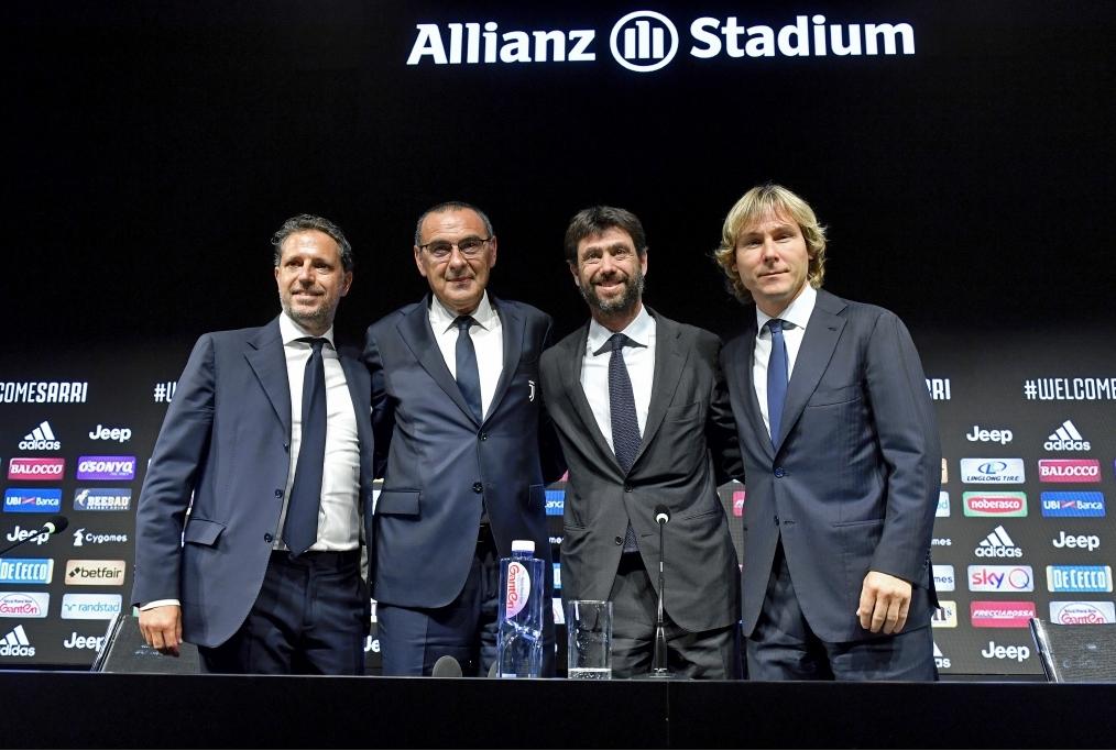 Juventus Unveils New Head Coach Maurizio