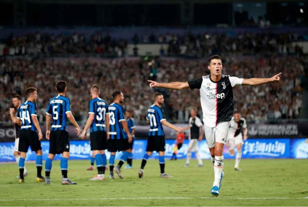 Juventus - Inter 1-1 RIG 4-3
