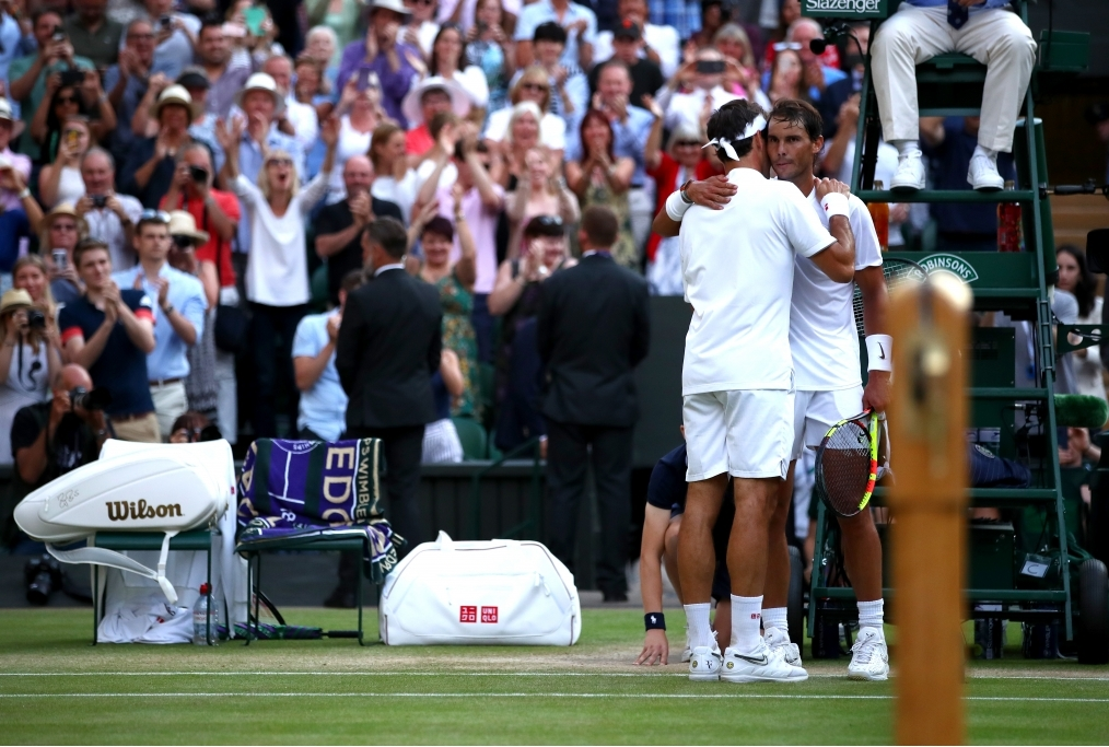 Day Eleven The Championships - Wimbledon