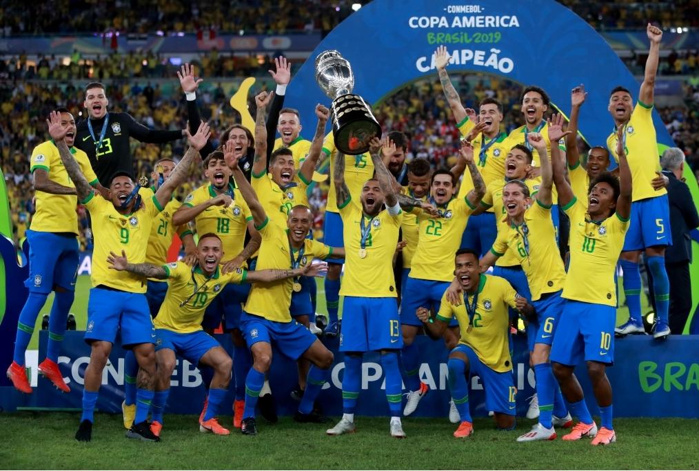Brazil v Peru Final - Copa America Brazi