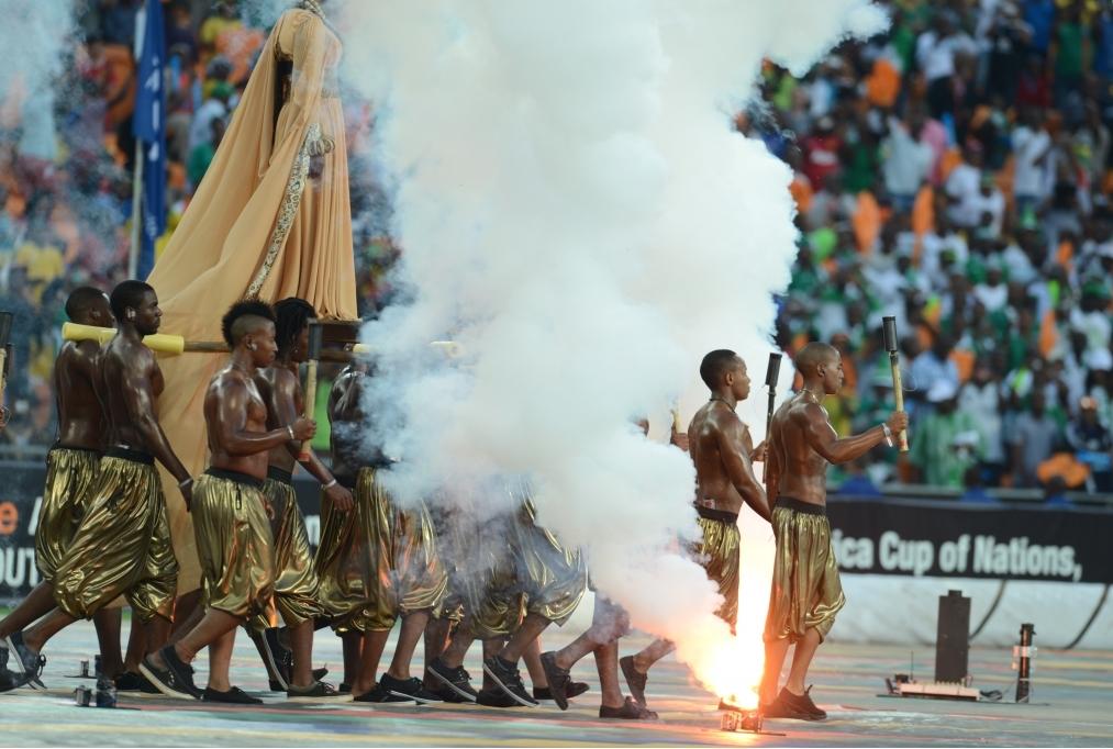 Nigeria v Burkina Faso - 2013 Africa Cup