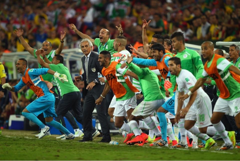 Algeria v Russia Group H - 2014 FIFA Wor