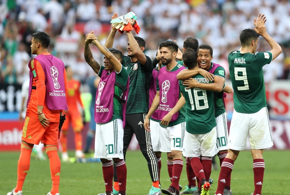 Germany v Mexico Group F - 2018 FIFA Wor