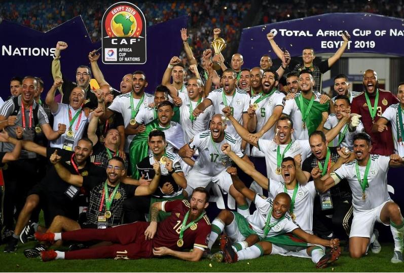 Algeria campione d39Africa