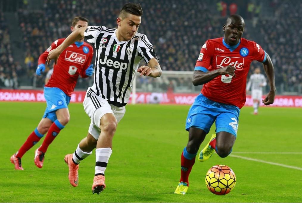 Juve-Napoli della passata stagione
