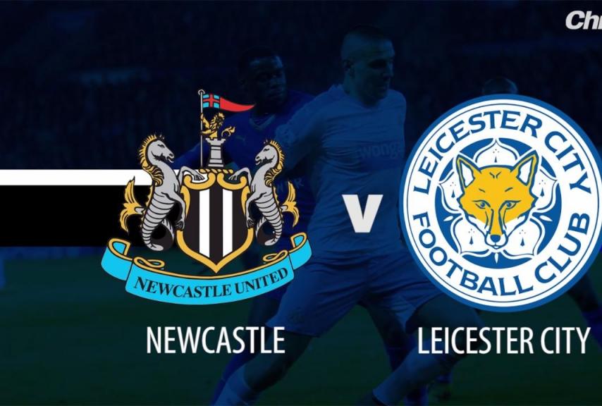 Newcastle utd - Leicester