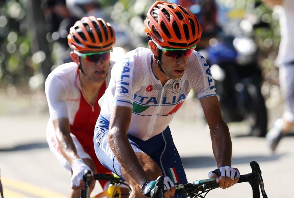 Vincenzo Nibali 34 anni