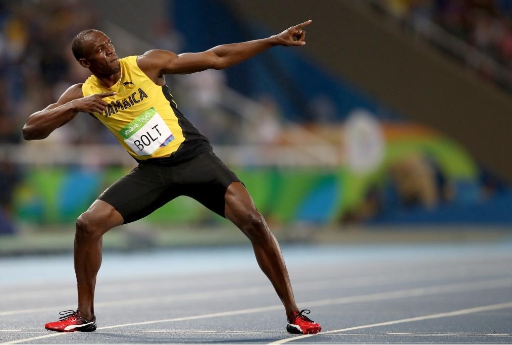 Usain Bolt 33 anni