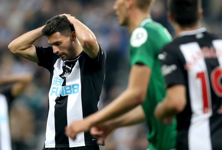 NEWcastle 0- Brighton 0