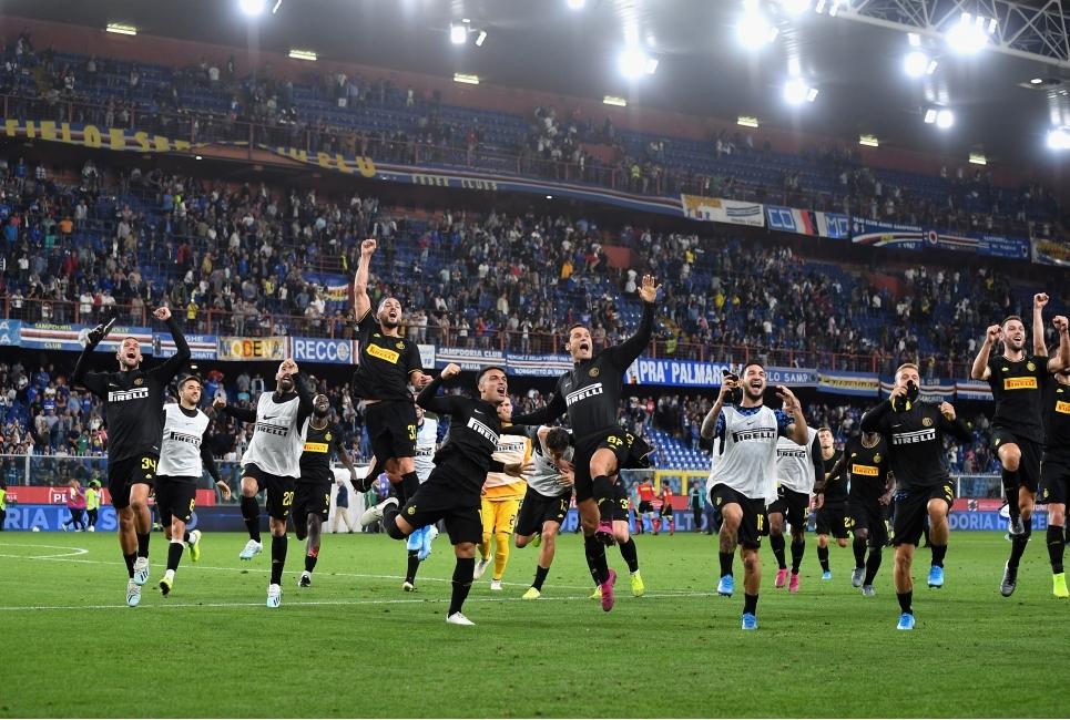 UC Sampdoria v FC Internazionale - Serie