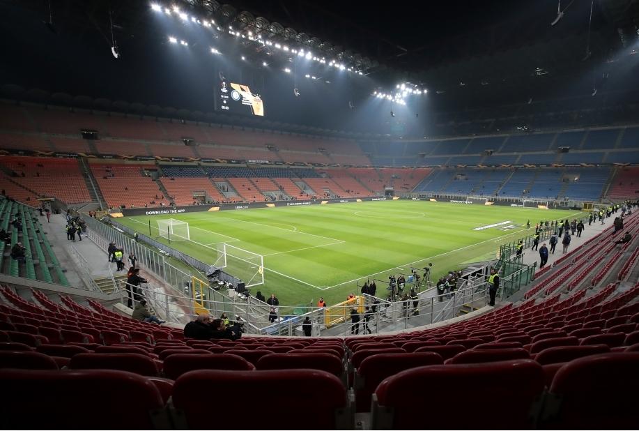FC Internazionale v SK Rapid Wien - UEFA