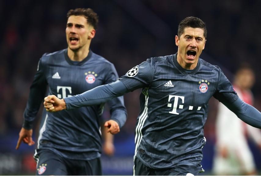 Ajax v FC Bayern Muenchen - UEFA Champio