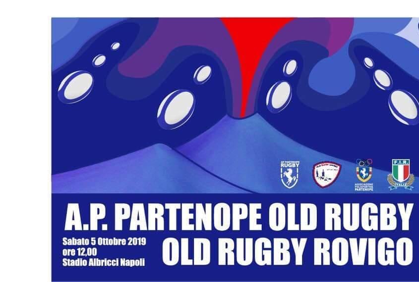 Napoli locandina rugby