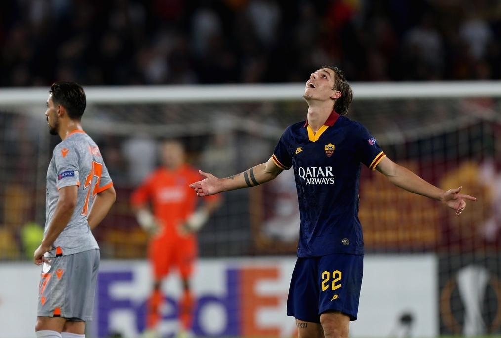AS Roma v Istanbul Basaksehir FK Group J