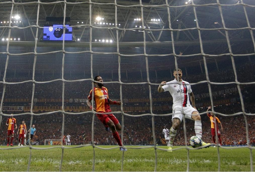 Galatasaray v Paris Saint-Germain Group