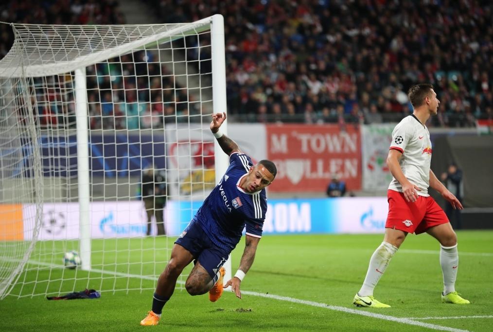 RB Leipzig v Olympique Lyon Group G - UE