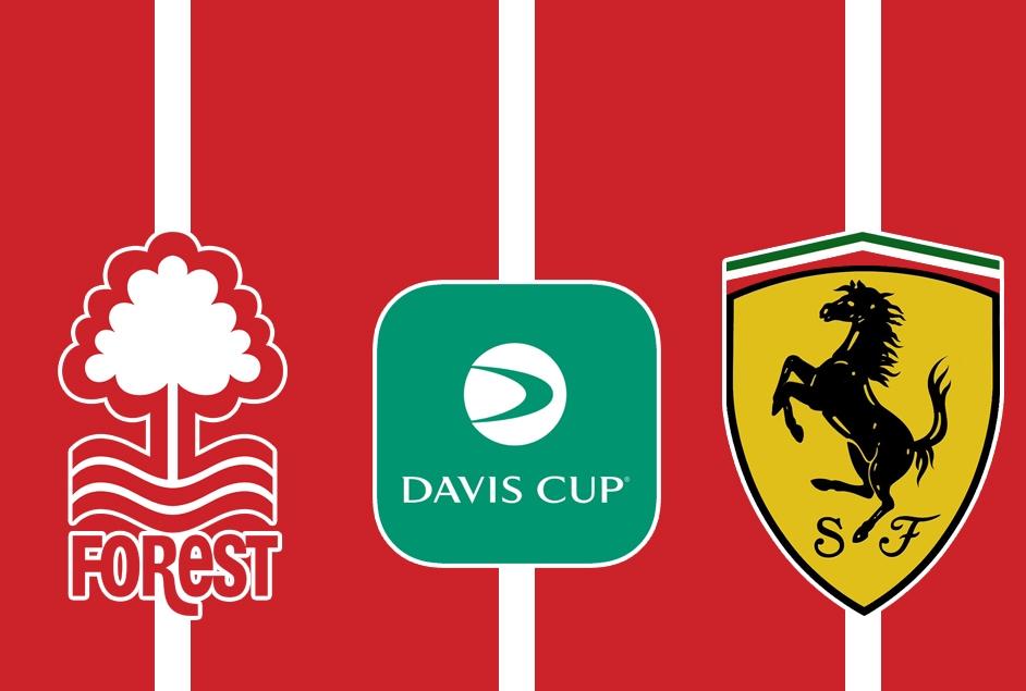 Forest Davis e Ferrari