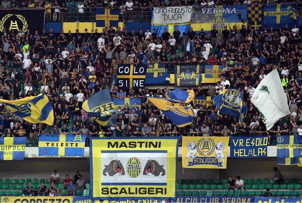 Curva Hellas Verona