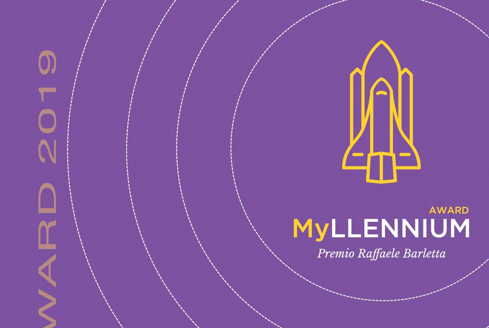 myllennium award 2019 daniele bartocci m
