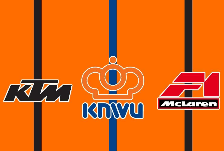 KTM Olanda e McLaren