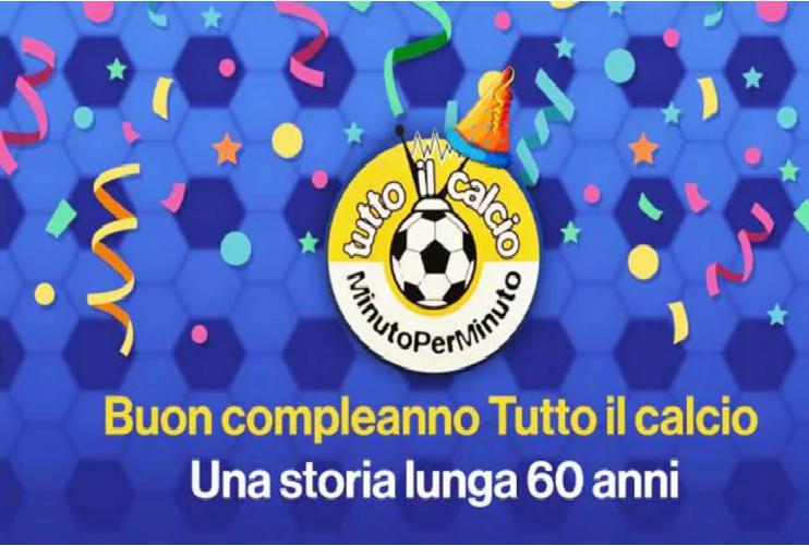 Buon compleanno Tutto il Calcio